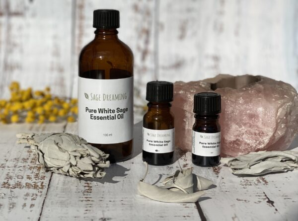 Pure White Sage Essential Oil